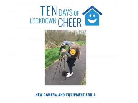 Ten Days Of Lockdown Cheer – Day 6