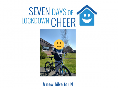 Seven Days Of Lockdown Cheer – Day 2