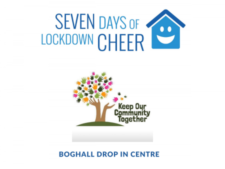 Seven Days Of Lockdown Cheer – Day 1