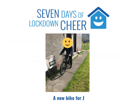 Seven Days Of Lockdown Cheer – Day 4